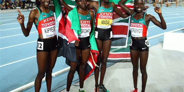 Sports Psychology Olympics 2012 mental training and Peak Performance Sally-Kipyego-Worlds