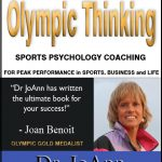 Olympic Thinking Sports Psychology Coaching Mental Training for Athlete Peak Performance